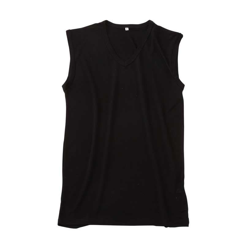 〈AN COOL〉V首サーフシャツ(旭化成素材使用)